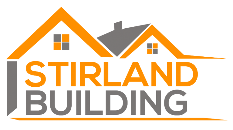 stirland building logo